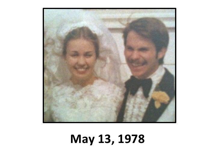 May 13, 1978