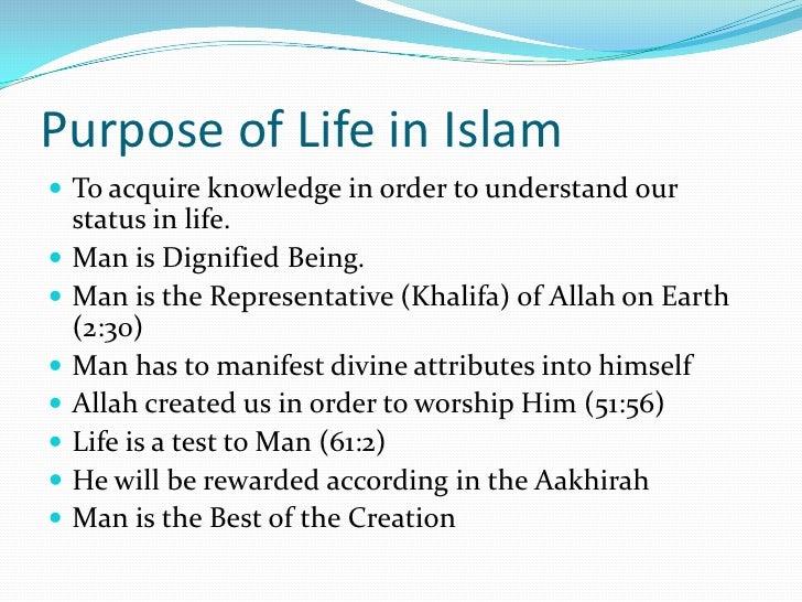PURPOSE OF LIFE ISLAM PDF DOWNLOAD