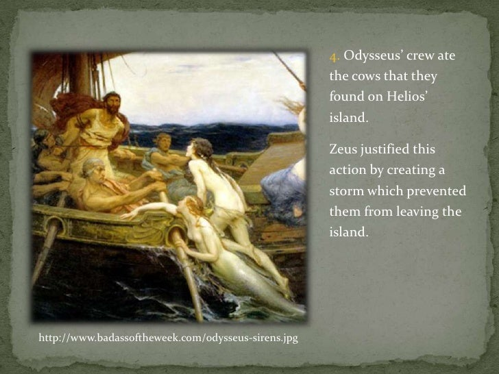 justice in the odyssey essay Blog 9: odyssey essay introduction 1/9/2013  the tale shows that justice is ruthless and will always come to those who deserve it, like aegisthus, odysseus' crew .
