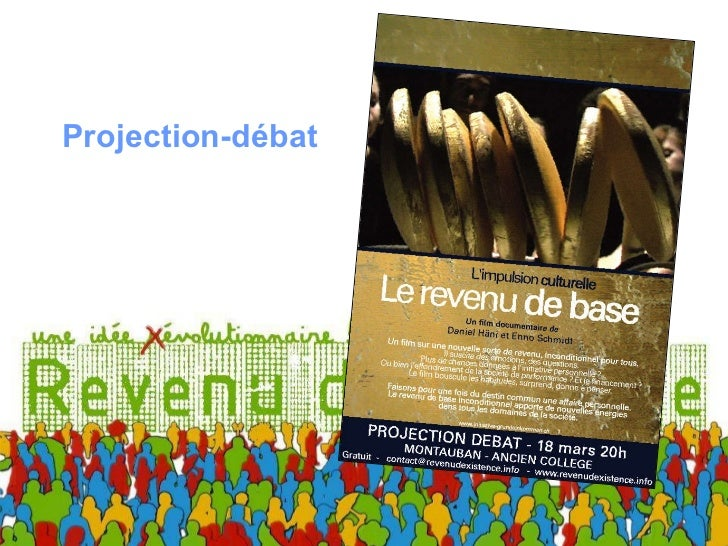 Projection-débat