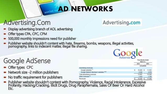 Revenue advertising