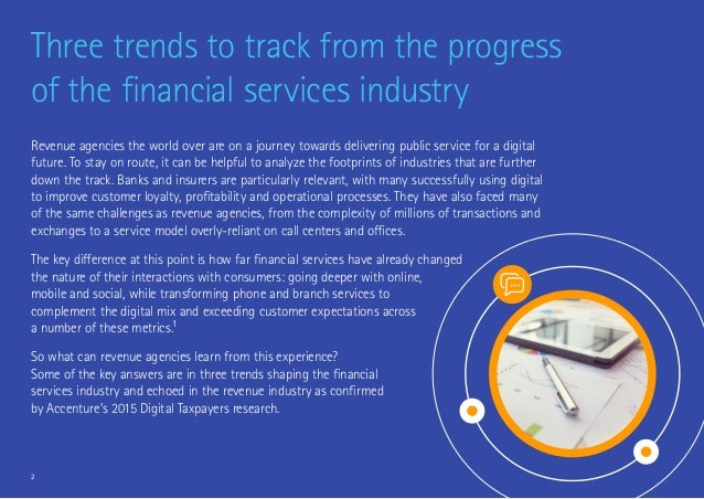 2 Revenue agencies the world over are on a journey towards delivering public service for a digital future. To stay on rout...
