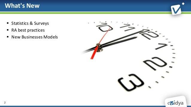 Revenue Assurance Industry Update - Webinar by Dr. Gadi Solotorevsky, cVidya's CTO Slide 2