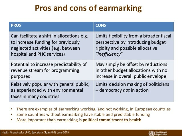 Universal health care pros and cons essay