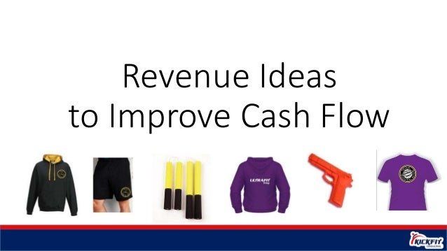 Revenue Ideas to Improve Cash Flow