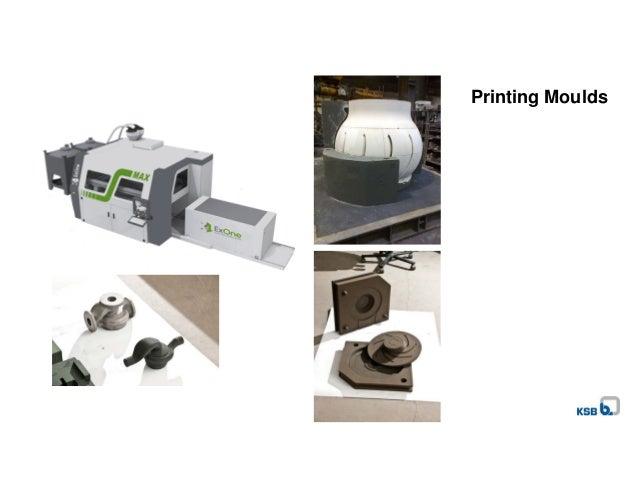 Reveres Engineering of Pump Parts by KSB
