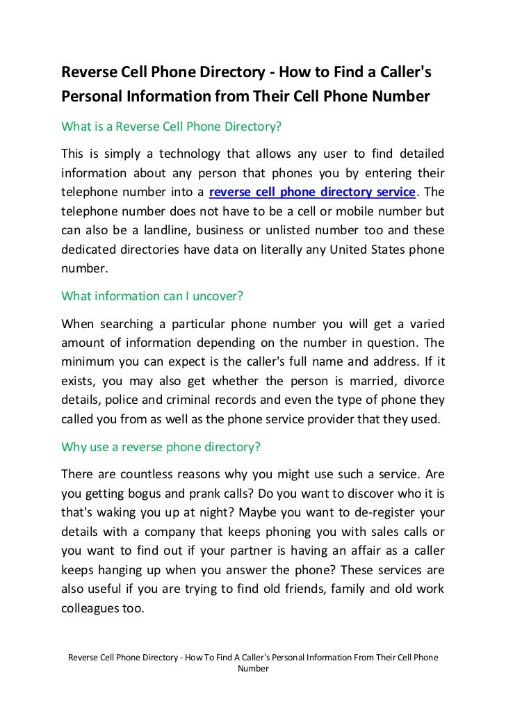 how to find unlisted telephone number