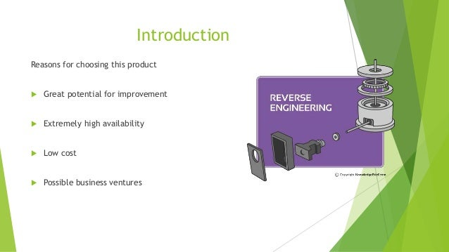 Reverse engineering presentation - Digital Alarm Clock Slide 3