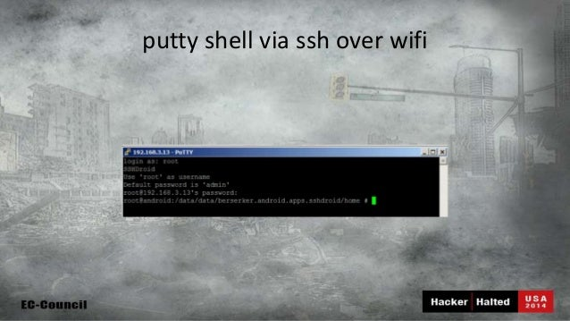 Hacker Halted 2014 - Reverse Engineering the Android OS