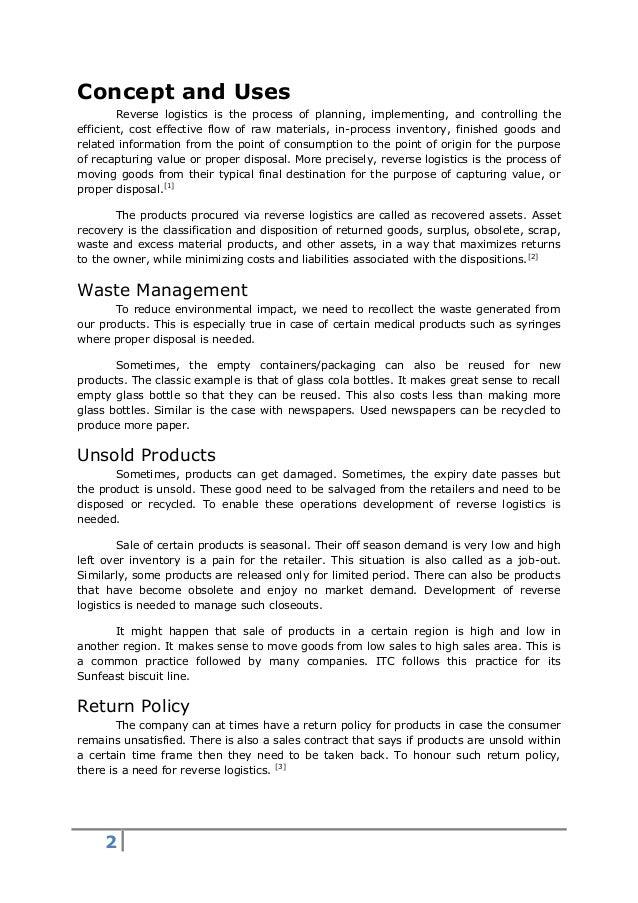 Reverse Logi... Reverse Logistics Auctions
