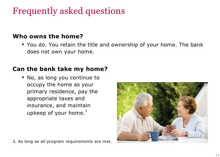 How Long Does Underwriting Take >> Reverse Mortgage Refinance Presentation