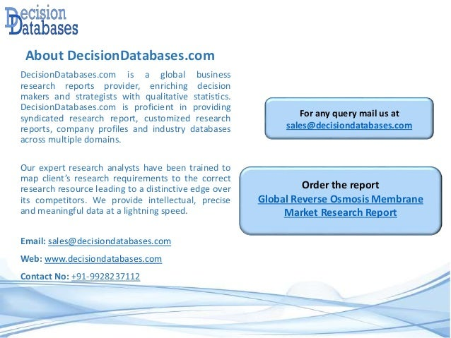 osmosis data analysis Forward osmosis (fo) offers the opportunity to engineer new applications based on the ubiquitous  response variables by statistical analysis 6 review and.