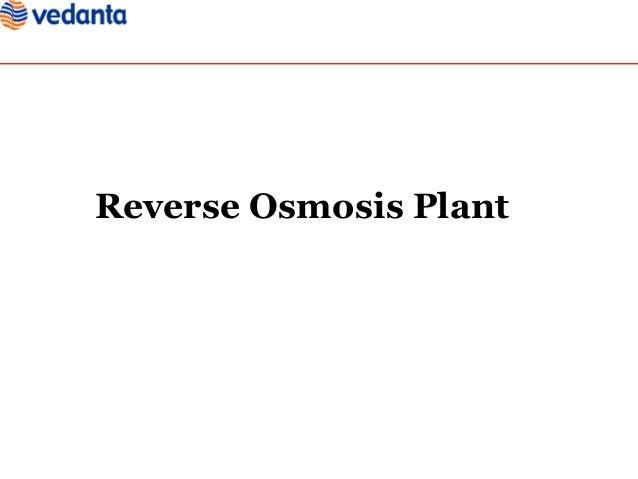 RODDING SHOP Reverse Osmosis Plant