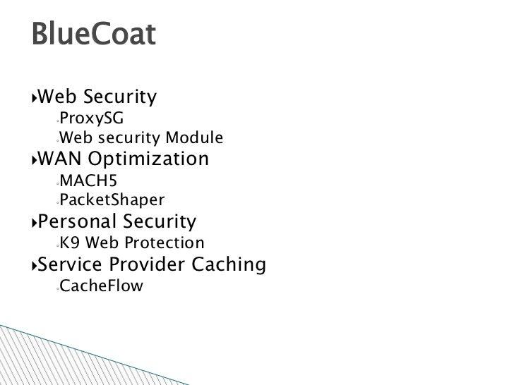 Reversing blue coat proxysg - wa- Slide 3