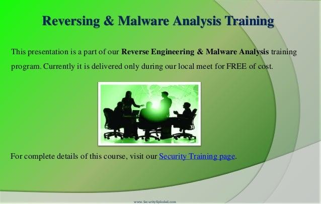 Exploit Development Course