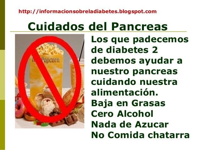 Revertir la diabetes el pancreas