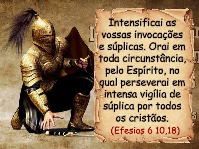 Resultado de imagem para o espirito santo em efesios 6