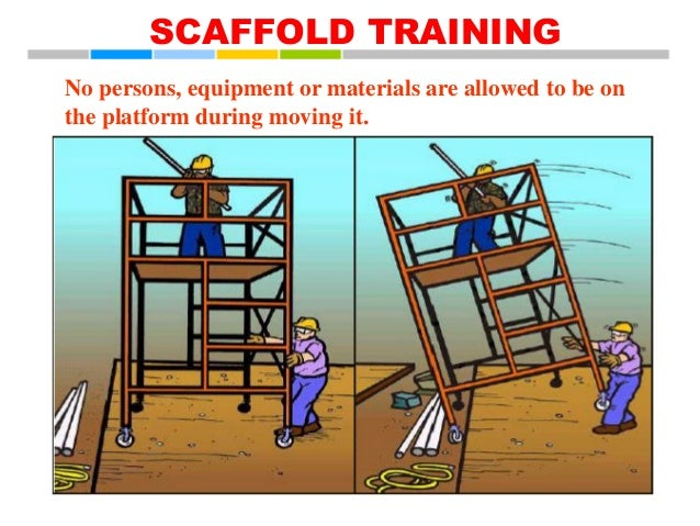 Eta Scaffold Training