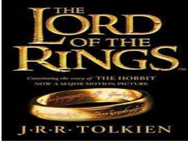 Lord Of The Rings Book 1