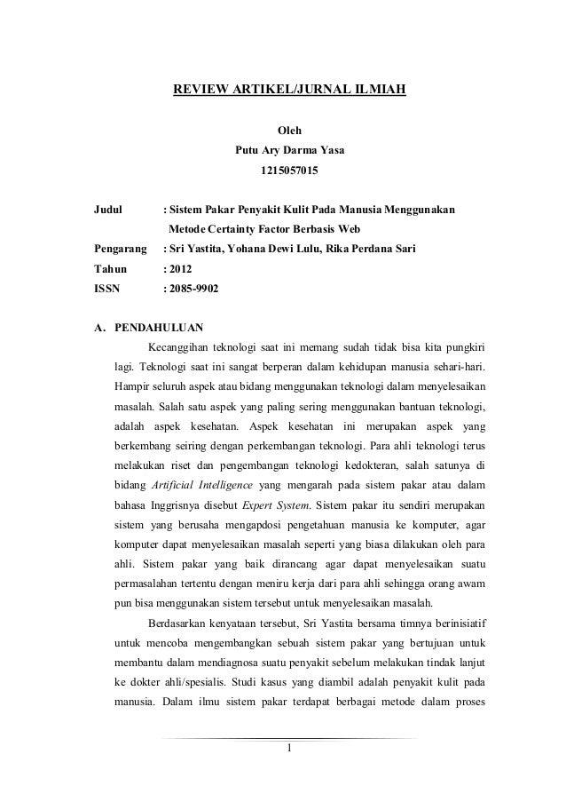 Kumpulan Jurnal Penelitian Ejurnal