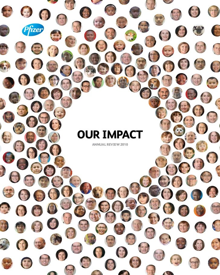 our impact  annual review 2010