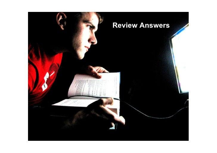ReviewAnswers