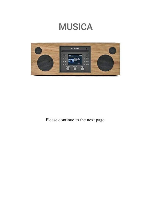 Review Como Audio Musica Wireless Speaker - Hand-Crafted Veneer Cabin…