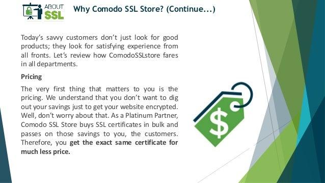 Review: Comodo SSL Store – A largest Comodo SSL Certificate
