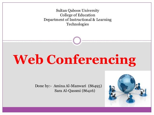 Sultan Qaboos University              College of Education      Department of Instructional & Learning                  Te...