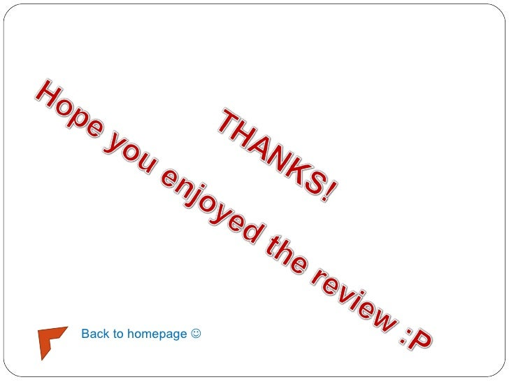 reviewer for it quiz Goconqr quizzes can be an invaluable tool in a study group having the ability to test each others' knowledge on different topics strengthens overall understanding and brings a new level of engagement to learning it's also possible to embed your quiz in personal blogs or websites, making the quiz maker a perfect tool for educators as well.