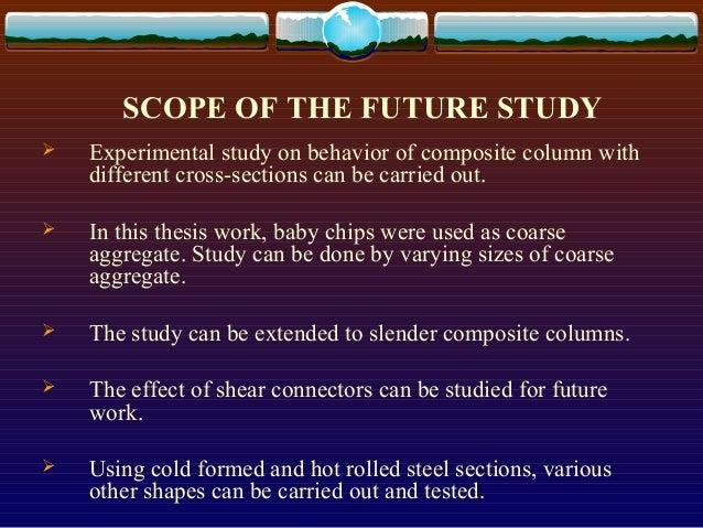 Short Composite Columns - thesis