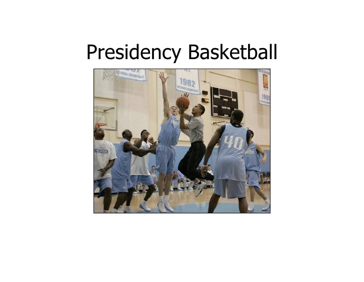 Presidency Basketball