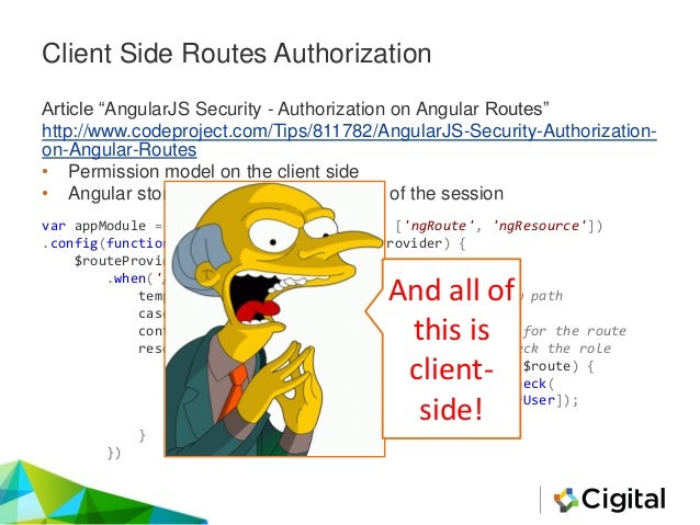 Reviewing AngularJS