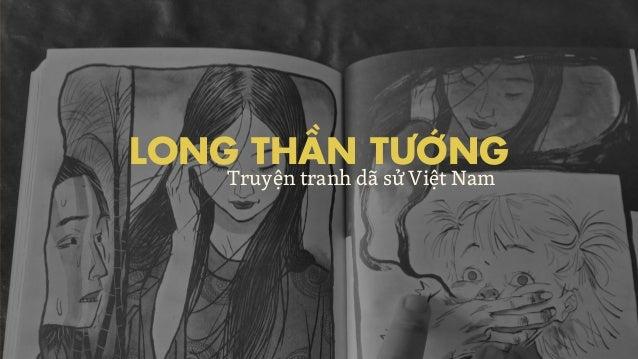 LONG THẦN TƯỚNG Truyện tranh dã sử Việt Nam