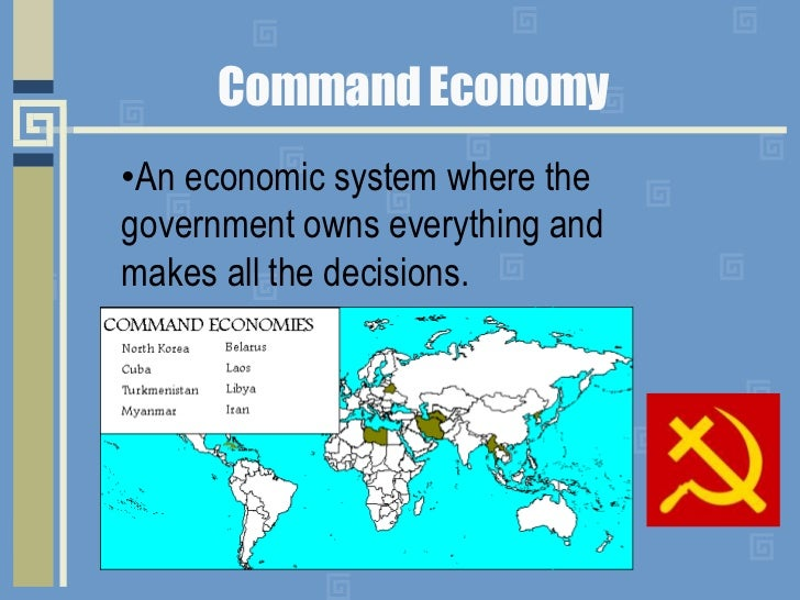 What Are Some Examples of Command Economies?