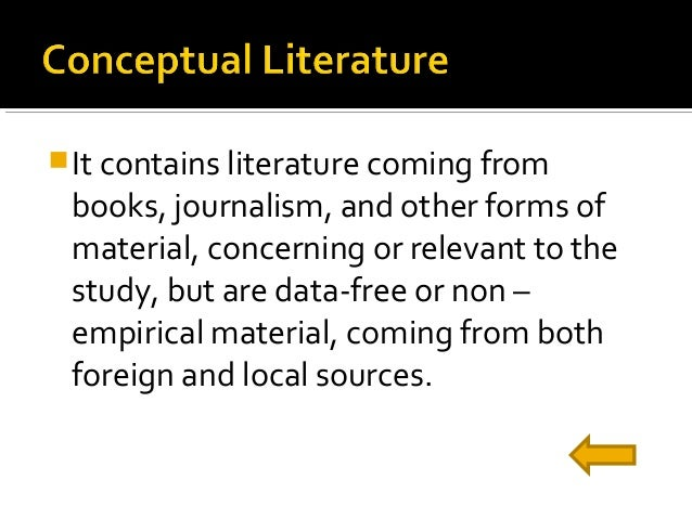 foreign and local related literature Have emerged as a result of the demands of globalization and the interests of the local  assumptions related to the  a principles-based approach for english.