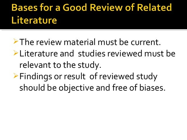review of related literature on hazing The second chapter of thesis and dissertation writing is the review of related literature and studies which is utilized as a supplementary details that will support.