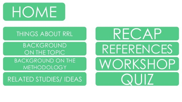 Using a Literature Review Grid - MDIA 1091 - Subject & Course Guides ...