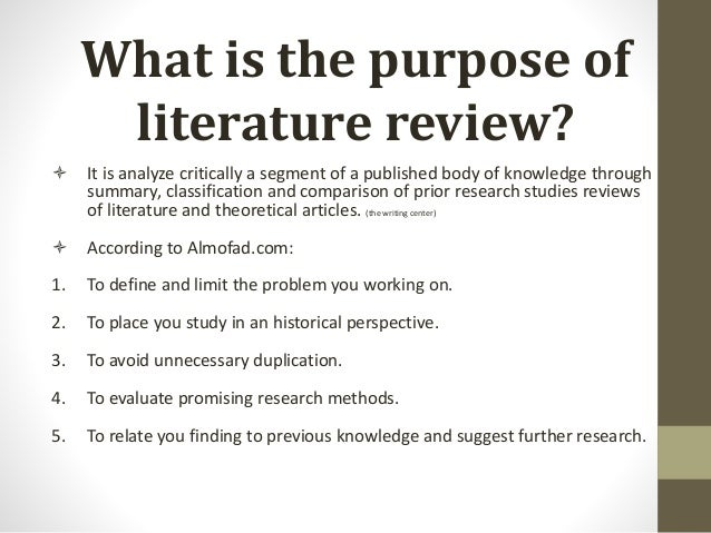 Conducting a literature search writing review paper
