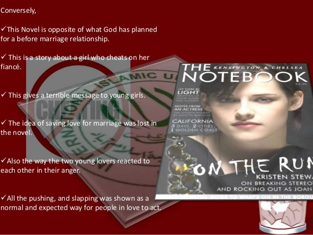review on the notebook novel movie 12