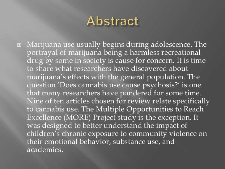 psychological disorders associated with marijuana To assess the magnitude of cannabis use disorder and associated  with  cannabis use disorder were common mental disorder (aor = 2125,.