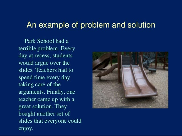 problem solution paragraph Following is an excellent tutorial that can help you create a perfect five parapraph  problem solution paper be sure to read it at your advantage.