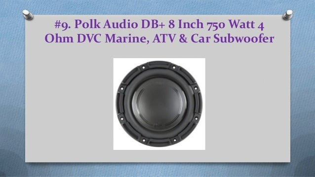Reviews of 10 best budget car subwoofers 2019