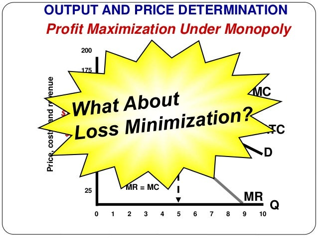 alternative theories to profit maximization Analysing different ethical theories philosophy essay  the alternative,  profit maximization optimizes total social utility by narrowing the actor's focus,.