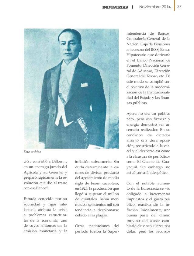 Revista Industrias Noviembre 2014