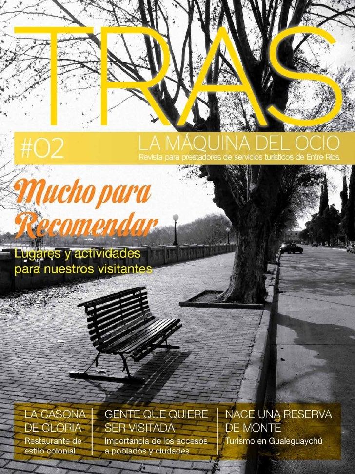 Revista TRAS la máquina del Ocio 8d82a85817526