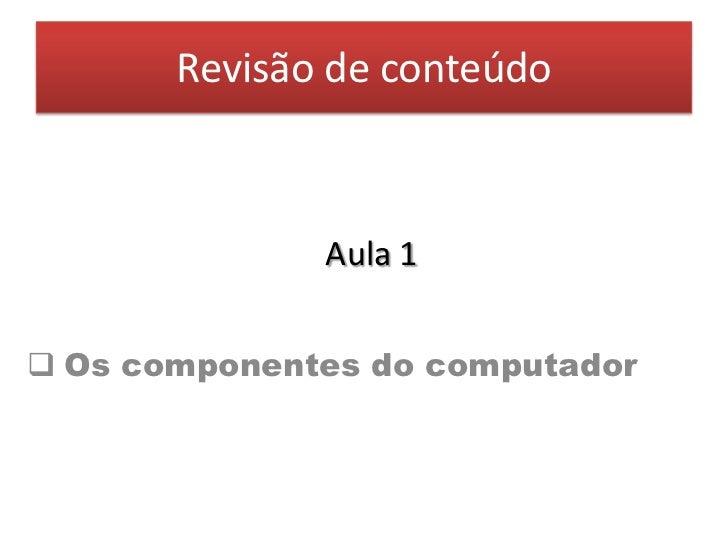 Revisao.componentes