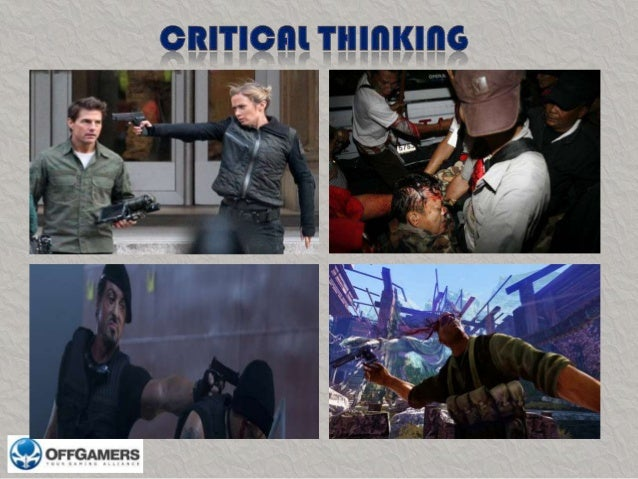 Critical Thinking - With Case Study