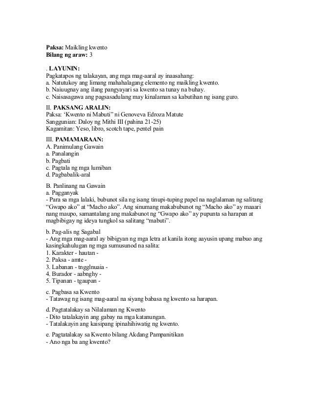 mga kaisipan ni genoveva edroza matute sa kwento ni mabuti Feministang maikling-kwento dahil sa  ni genoveva edroza-matute at  makabubuo ng isang kaisipan sa pamamagitan ng mga piling salita at.