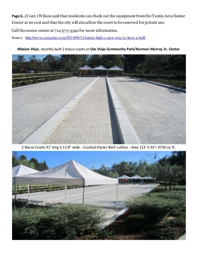 9 11 2017 Revised Bocce Courts 4 Hb Huntington Beach